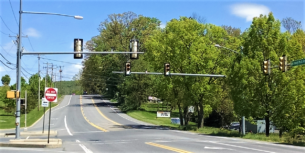 New Traffic Signal Installation