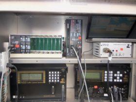 Traffic Signal Control Panel