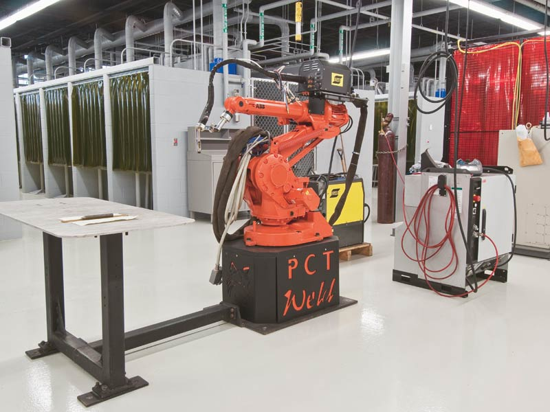 PCT – Avco-Lycoming Metal Trades Center