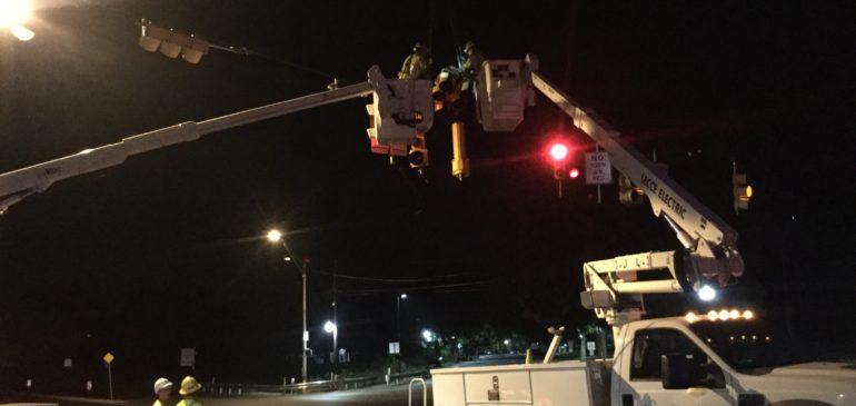 Super Loads to Hummel Station Power Plant