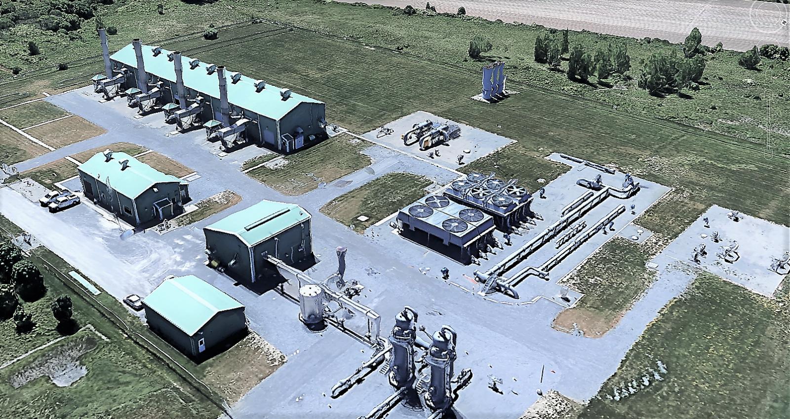 Compressor Station – Niagra Falls, NY