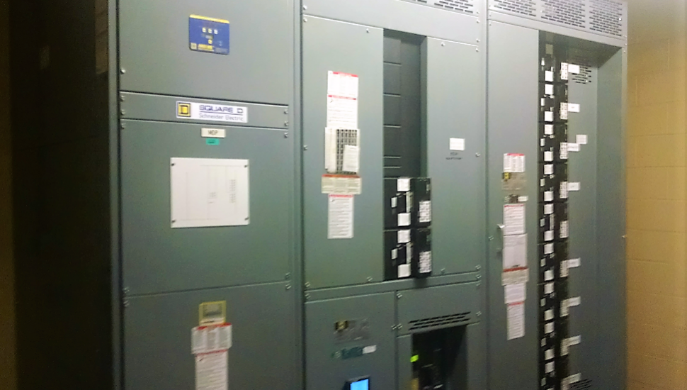 Evangelical Community Hospital Switchgear