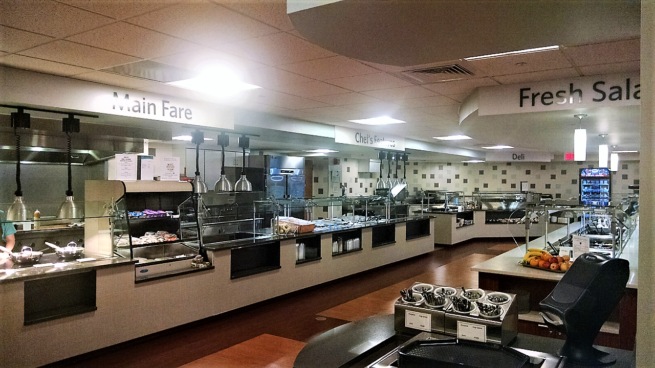 Evangelical Community Hospital Cafeteria