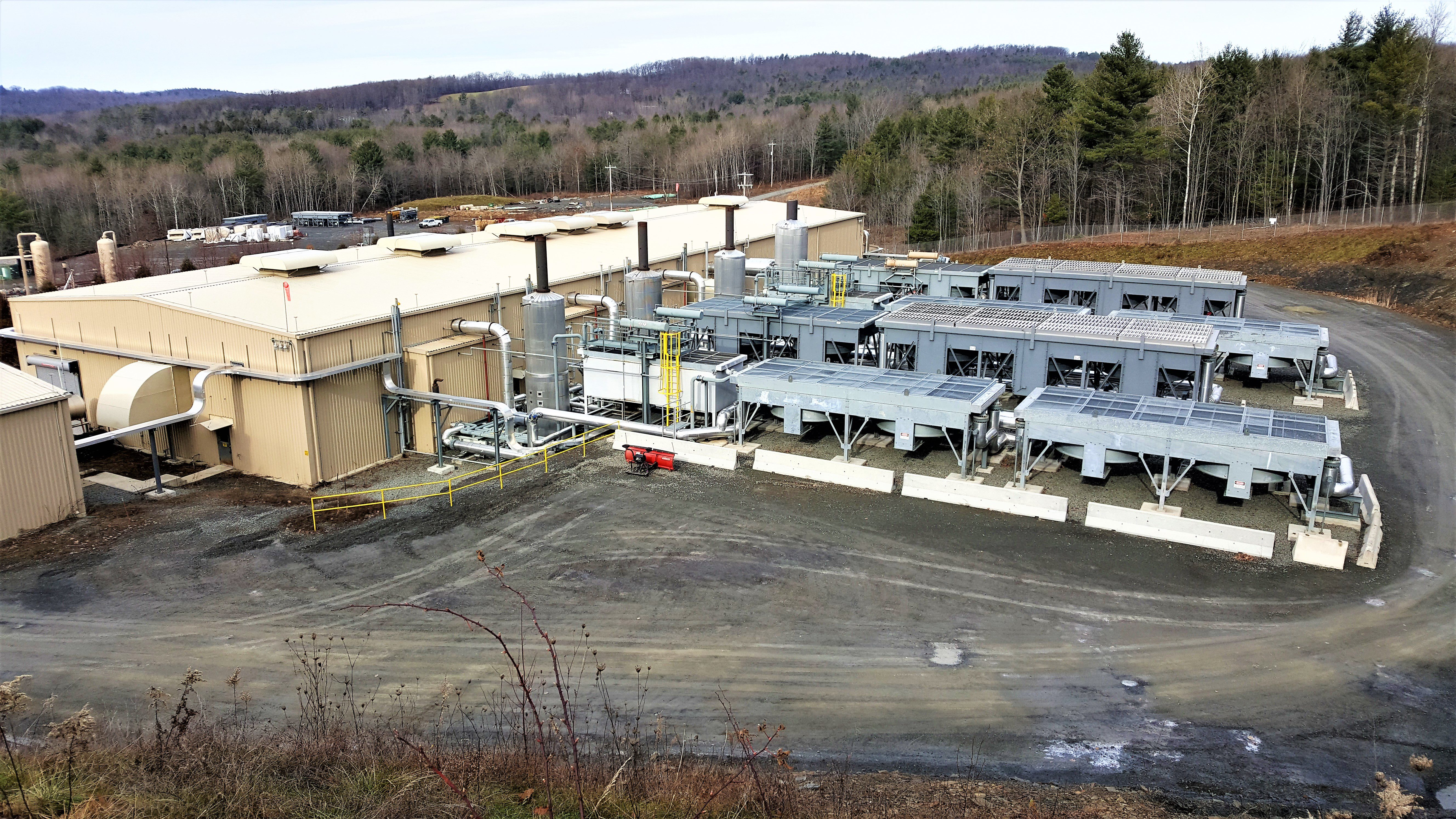 Dunbar Compressor Station
